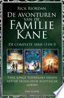 De Avonturen Van De Familie Kane De Complete Serie 3 In 1