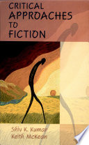 Read Online Critical Approaches to Fiction For Free