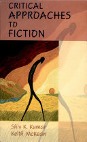 Pdf Critical Approaches to Fiction