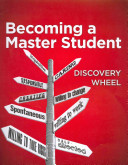 Student Discovery Wheel for Ellis  Becoming a Master Student  14th