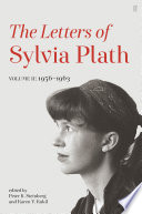 Letters of Sylvia Plath Volume II Book