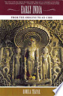 Early India  : From the Origins to AD 1300 , Parte 1300
