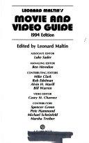 Leonard Maltin's Movie and Video Guide 1994