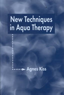 New Techniques in Aqua Therapy