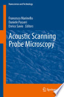 Acoustic Scanning Probe Microscopy Book