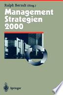 Management Strategien 2000