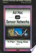 Ad Hoc And Sensor Networks Book PDF