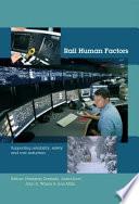 Rail Human Factors Book PDF