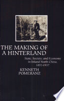 The Making of a Hinterland