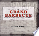 The Grand Barbecue Book PDF