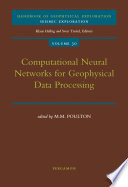 Computational Neural Networks For Geophysical Data Processing Book PDF