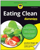 Eating Clean For Dummies Book