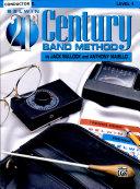 Belwin 21st Century Band Method, Level 1: Conductor