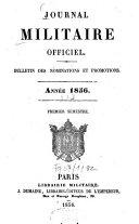 Journal militaire officiel