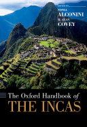The Oxford Handbook of the Incas
