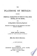 The Playbook of Metals     A New Edition Book