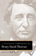 A Political Companion to Henry David Thoreau Book PDF