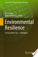 Environmental Resilience Book PDF