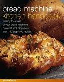Bread Machine Kitchen Handbook