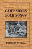 Camp Songs  Folk Songs