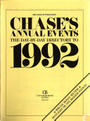 Chase s Annual Events Book PDF