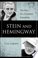 Stein and Hemingway