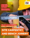 Level 2 Diploma in Carpentry and Joinery