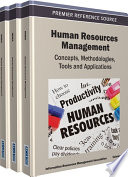Human Resources Management Concepts Methodologies Tools And Applications