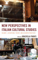 New Perspectives in Italian Cultural Studies
