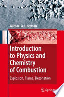 Introduction to Physics and Chemistry of Combustion