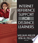 Internet Reference Support For Distance Learners Book PDF