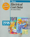 RS Means Electrical Cost Data