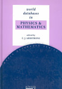 World Databases in Physics and Mathematics