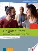 Einstiegskurs DaF. Kurs- und Übungsbuch + CD (Französisch)