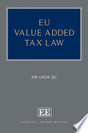 EU Value Added Tax Law