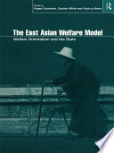 The East Asian Welfare Model