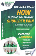 How to Treat and Manage Shoulder Pain