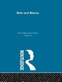 Risk and Blame [Pdf/ePub] eBook
