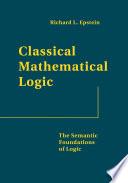 Classical Mathematical Logic Book