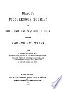 Black S Picturesque Tourist And Road And Railway Guide Book Through England And Wales