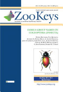 Family-group Names in Coleoptera (Insecta)