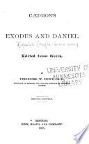 C  dmon s Exodus and Daniel