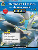 Differentiated Lessons and Assessements  Science  Grade 4