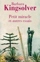 Petit miracle et autres essais [Pdf/ePub] eBook