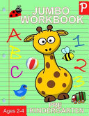Jumbo Workbook Pre Kindergarten