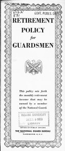Retirement Policy for Guardsmen