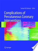 Complications of Percutaneous Coronary Interventions