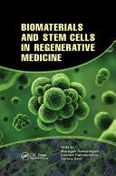 Biomaterials and Stem Cells in Regenerative Medicine Book