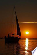 Sailboat on the Water at Twilight Sports and Recreation Journal