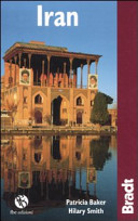 Guida Turistica Iran Immagine Copertina